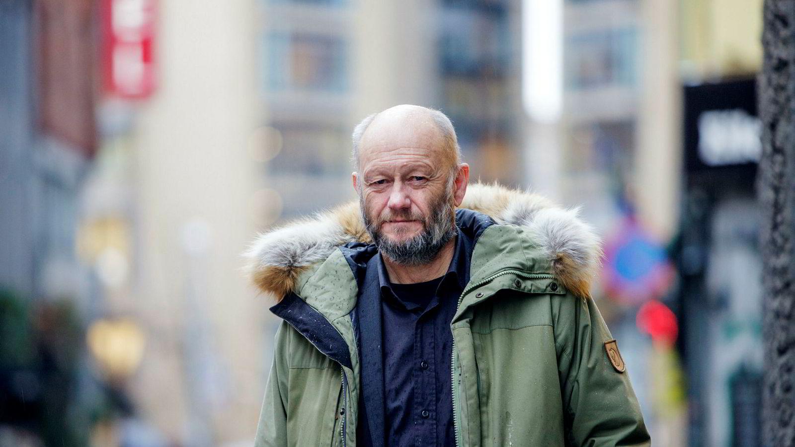 Norsk Industri-sjef Stein Lier-Hansen ber om måtehold i lønnsoppgjøret.