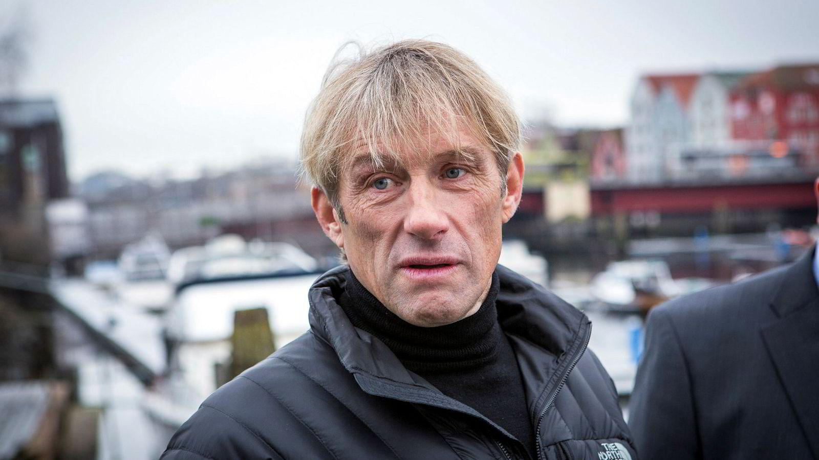 Terje Eriksen i Prora Eiendom er idømt en streng straff, men lagmannsretten frikjenner ham på flere punkter han ble dømt for i tingretten. Bildet er fra 2012.