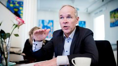 Jan Tore Sanner foreslår store endringer i byggteknisk forskrift neste uke. Foto: Javier Auris