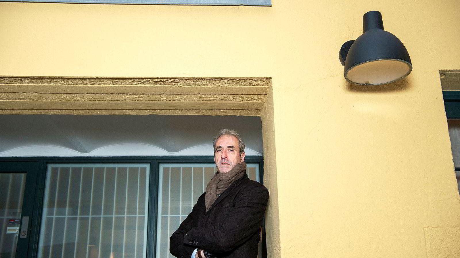 Elendig skatteforslag. Bedriftsforbundets leder Olaf Thommessen kritiserer.