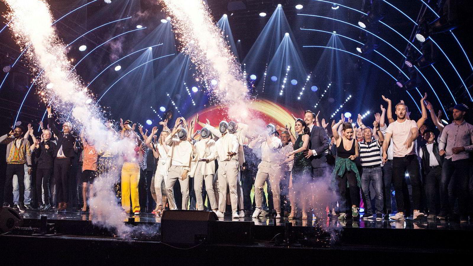 «Norske talenter» har gått på tv siden 2008, med pauser i 2013 og 2016. Til høsten kommer den tiende sesongen på TV 2.