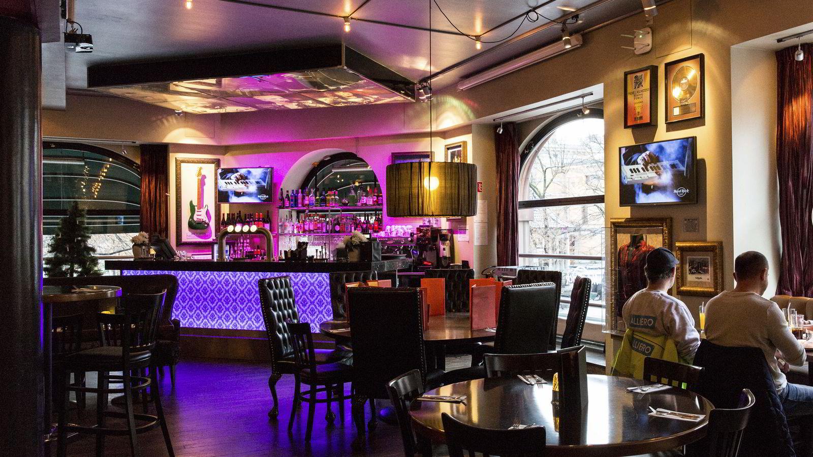 Anmeldelse av lunsj på Hard Rock Cafe i Oslo | DN