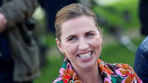 Socialdemokraterns partileder Mette Frederiksen blir Danmarks nye statsminister.