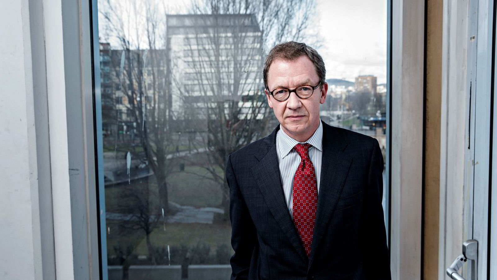 Idar Kreutzer i Finans Norge.