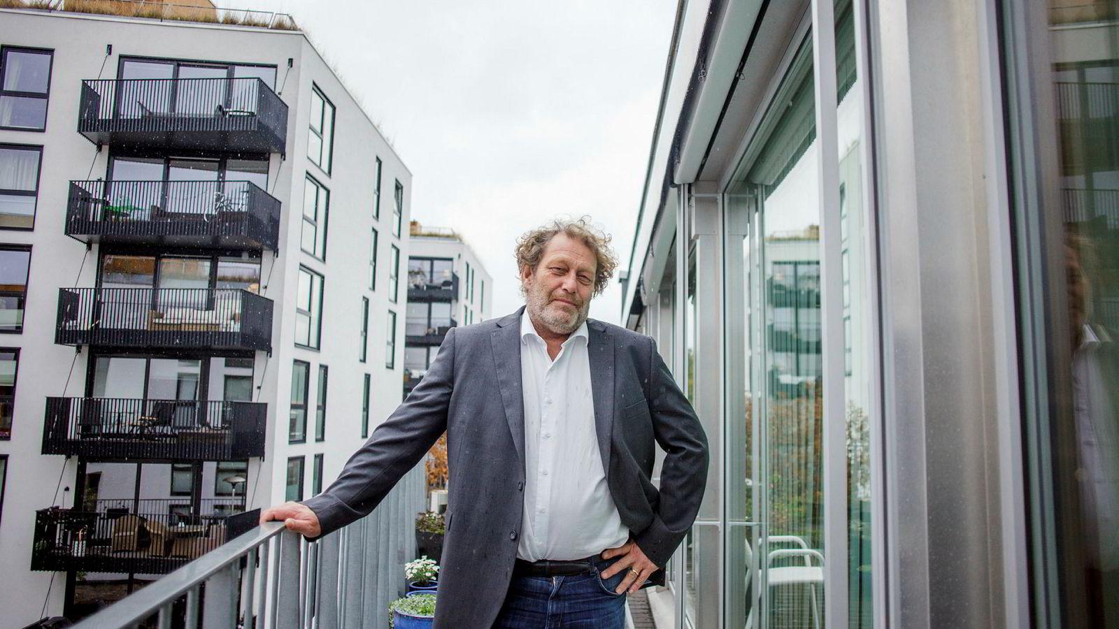 Bellona-stifter Frederic Hauge har mistet hele ledergruppen i miljøstiftelsen denne uken, etter strid om hvor mye han skulle blande seg inn i den daglige driften.