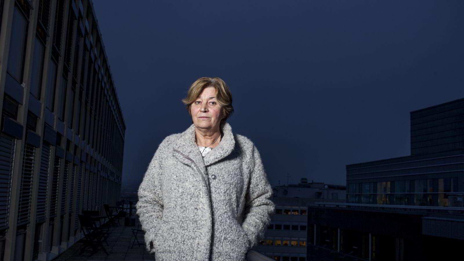 LO-leder Gerd Kristiansen mener vi trenger en «kraftig regulering» av delingsøkonomien. Foto:
