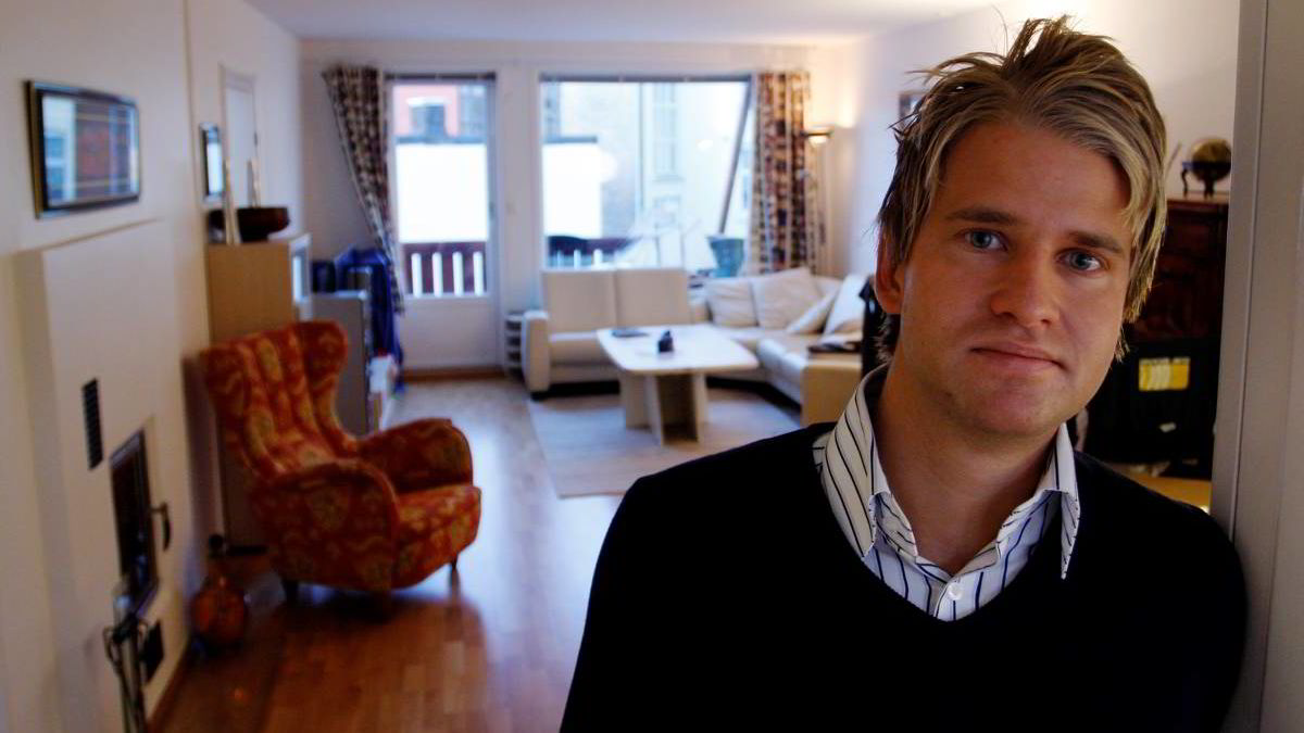 - Jeg måtte kjøpe nå. I forbindelse med at jeg flyttet til Oslo grunnet ny jobb og hadde egenkapital var det en naturlig ting å gjøre, sier førstehjemskjøper Christopher Ludt. Parmo.