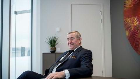 Investor Christen Sveaas kjøpte seg i sommer inn i Instabank for 48,5 millioner kroner.