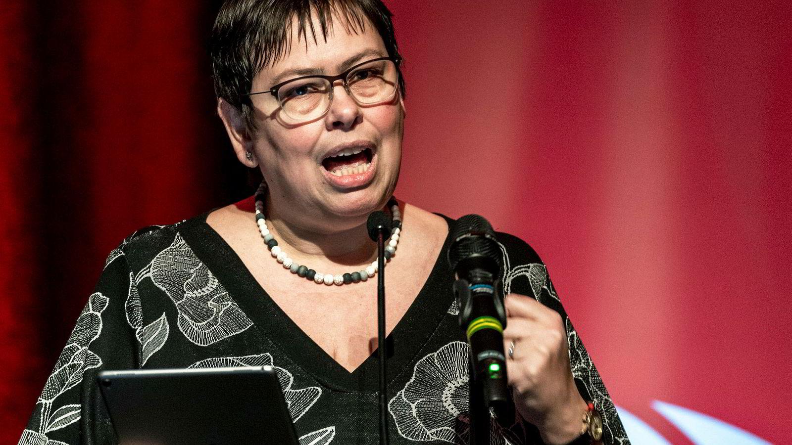 Krisevalg for Arbeiderpartiet i Trondheim, men Rita Ottervik fortsetter sannsynligvis som ordfører i byen.
