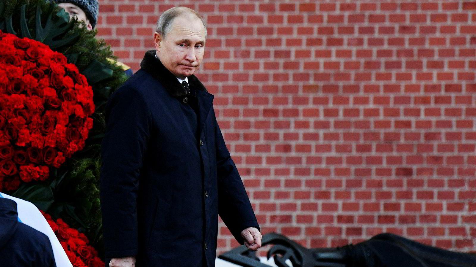 Misnøyen med president Vladimir Putin øker. Før ville russerne ha stabilitet, nå vil de ha endring.