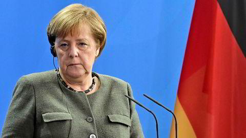 Angela Merkel er sjokkert over den amerikanske presidentens trusler om ekstratoll på tyske biler.
