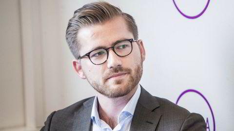 Unge Venstre-leder Sondre Hansmark vil ha Sveinung Rotevatn inn i regjeringen.