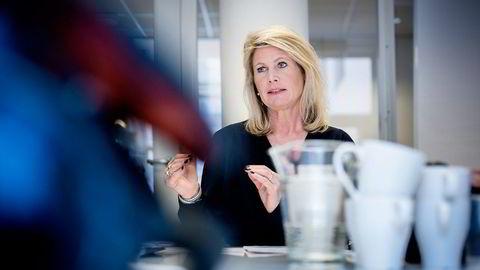 - Vi ser frem til at en uavhengig instans avgjør disse spørsmålene, sier Westerdals-rektor Tine Widerøe. Foto: Skjalg Bøhmer Vold