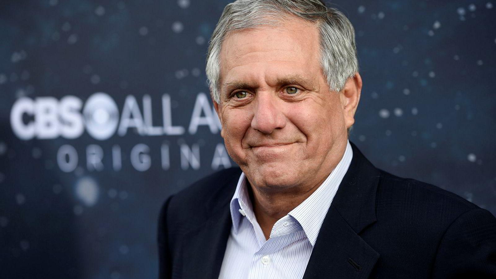 Les Moonves går av som styreleder og konsernsjef i CBS etter anklager om seksuelle overgrep.