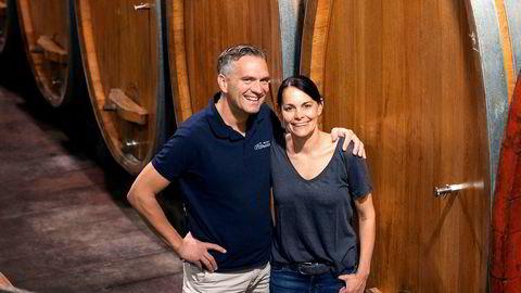 Ekteparet Philipp Wittmann og Eva Clüsserath-Wittmann lager noen av Tysklands aller beste viner i hver sin vinregion.