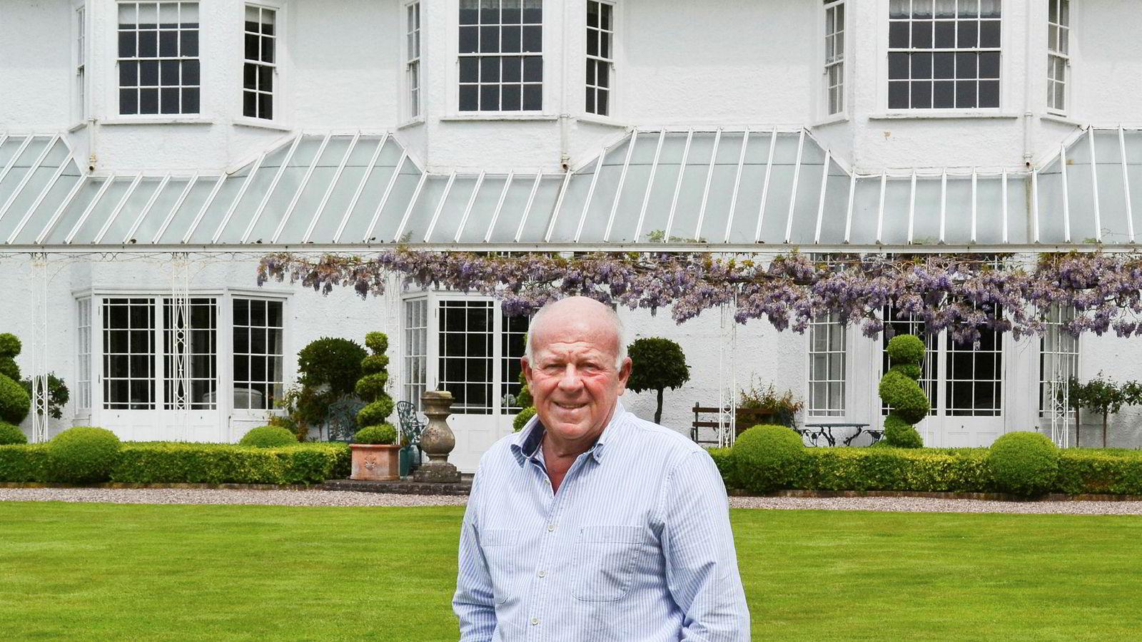Hedgefondmilliardæren Peter Hargreaves var blant de største donorene til brexitkampanjen. Han tror nå at hele brexit blir avlyst.