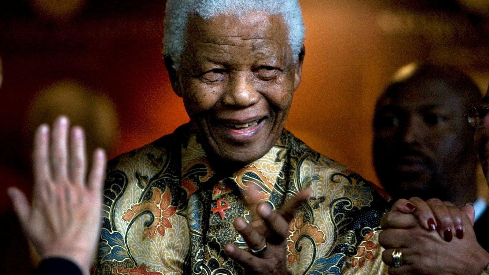 Sør-Afrikas tidligere president Nelson Mandela har fortalt at han ofte var redd i løpet av sine 27 år i fengsel, men at han la allikevel vekt på å snu frykt til noe som kunne inspirere andre.
