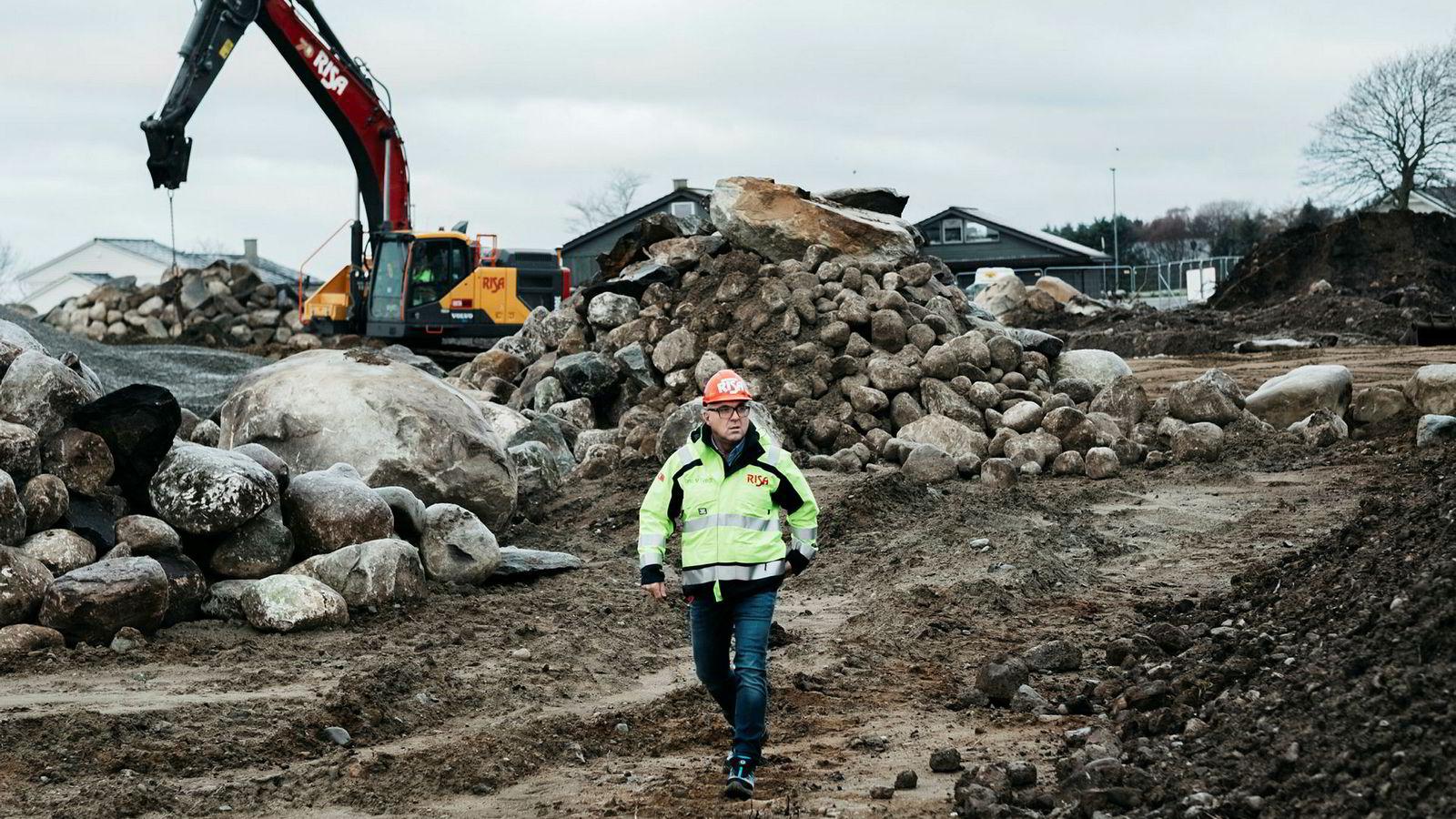 – Vi har saker som kan ende med tvister på flere titall millioner kroner, sier Trond Viding Tvedt, administrerende direktør i Risa, om oppdrag selskapet har med Statens vegvesen.