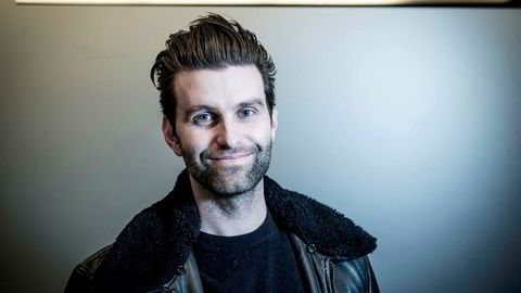 Jonas Forsang, forlegger i Pilar Forlag, tidligere forfatter og journalist.