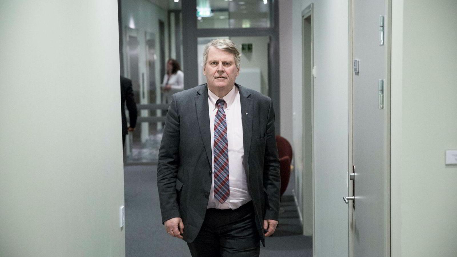 Hans Fredrik Grøvan i KrF ønsker at partiet forblir i opposisjon.