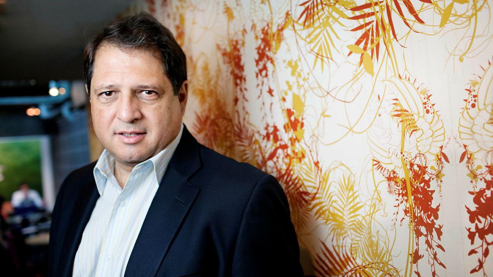 ThinFilm-sjef Davor P. Sutija går av etter åtte år i stillingen.