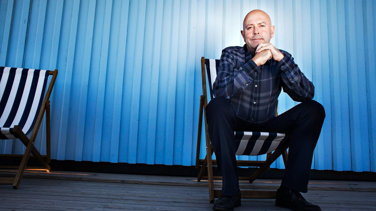 Tidligere var Miguel Sørholt en av Norges mest kjente eiendomsmeglere innenfor luksussegmentet i Oslo. Foto: Klaudia Lech