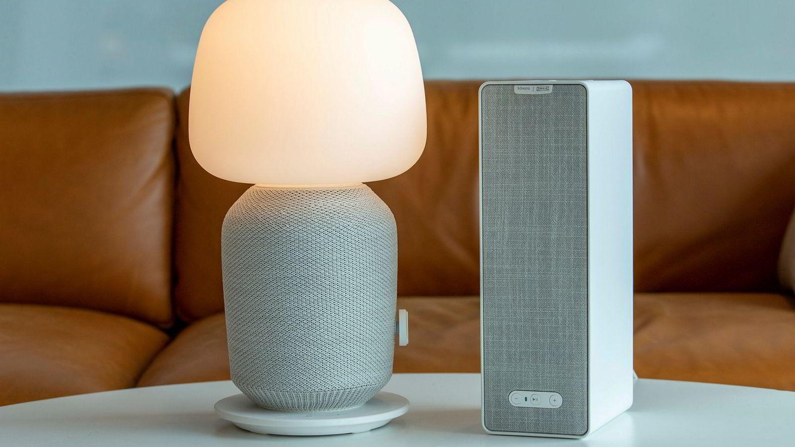Ikea Symfonisk by Sonos kombinerer kvaliteten til Sonos med Ikeas prisnivå. Det blir vinn-vinn for forbrukerne.