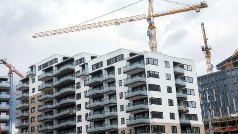 For lav boligbygging i Oslo vil få konsekvenser for boligprisene om ett til to år, mener Per Jæger i Boligprodusentene.