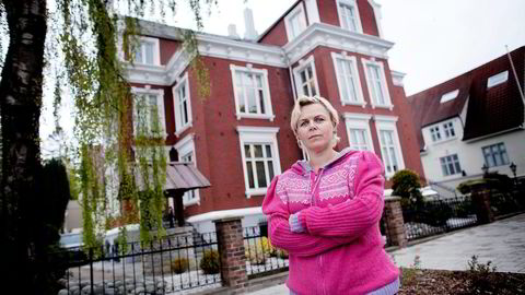 Hilde-Marit Rysst i fagforbundet Safe. Foto: Tomas Alf Larsen