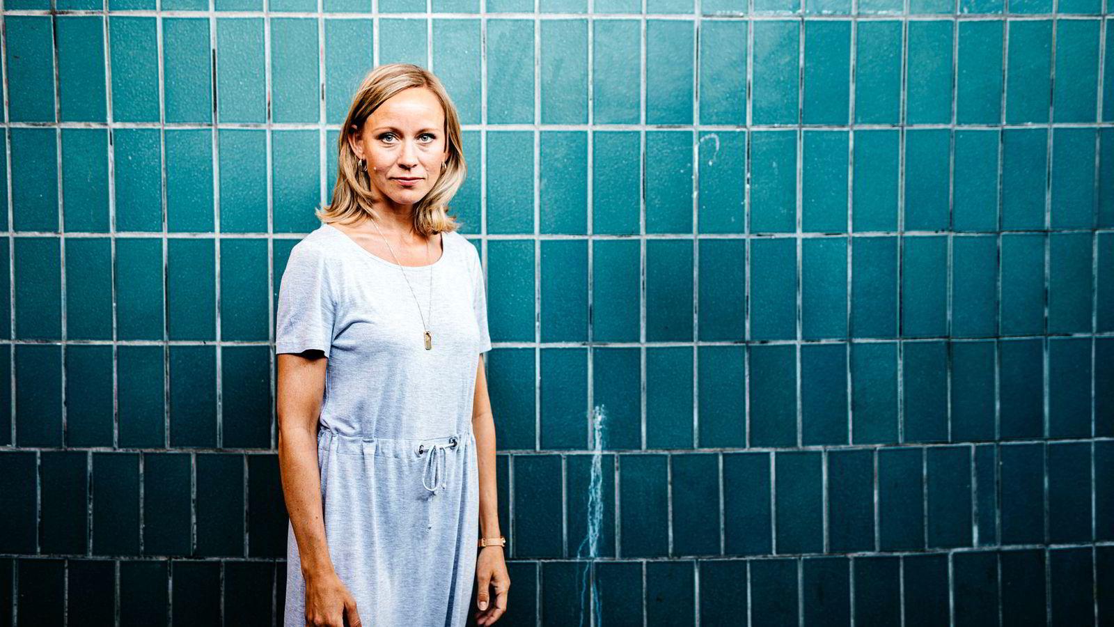 Christina Thomassen i Musikernes fellesorganisasjon (MFO) krever grundige svar fra Tidal etter DNs avsløringer om manipulasjon av avspillingstall og utbetalinger. Foto: Fartein Rudjord