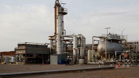 DNO sitt Tawke-felt nord i Irak, hvor Genel Energy er lisenspartner. Foto: Anders H. Furuset