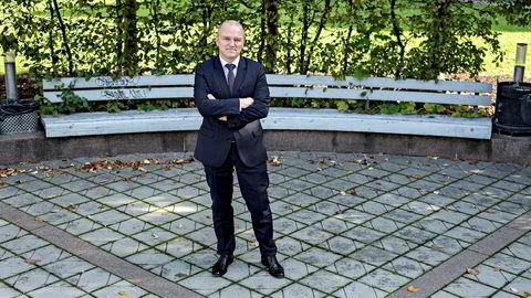 Senioranalytiker Kolbjørn Giskeødegård i Nordea Foto: Aleksander Nordahl
