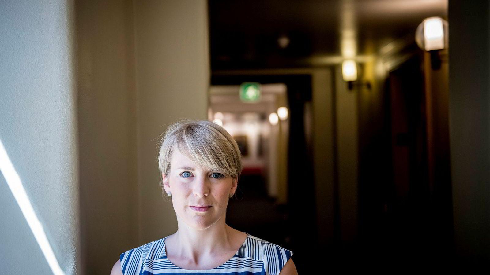 – Kommunene har ikke hentet inn eiendomsskatt for moro skyld, sier Kari Elisabeth Kaski (SV).