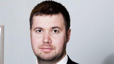 Geir Pollestad fra Senterpartiet leder Stortingets næringskomité