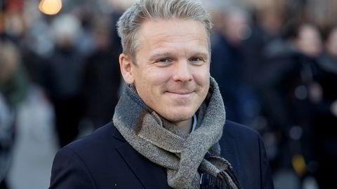 Landsjef Anders Skar i Nordnet vil jakte på kunder til det nye produktet aksjesparekontoen.