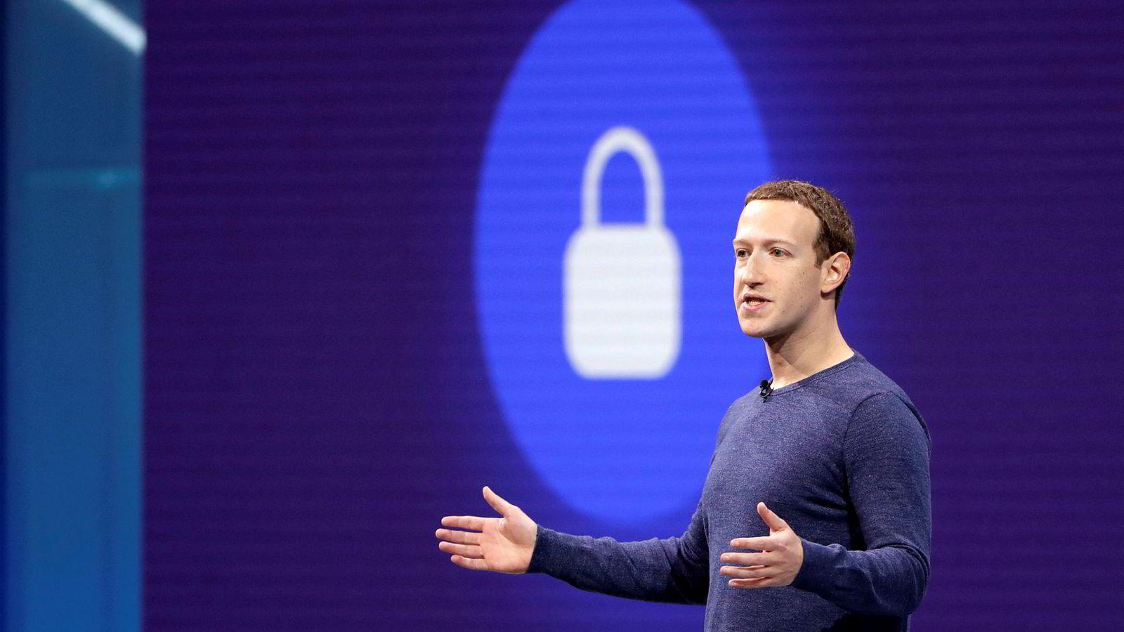 Facebook-sjef Mark Zuckerberg har vært lite villig til å åpne opp om selskapets forretningspraksis.