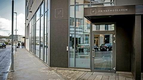 Finanstilsynet avskilter Privatmegleren i Ålesund.