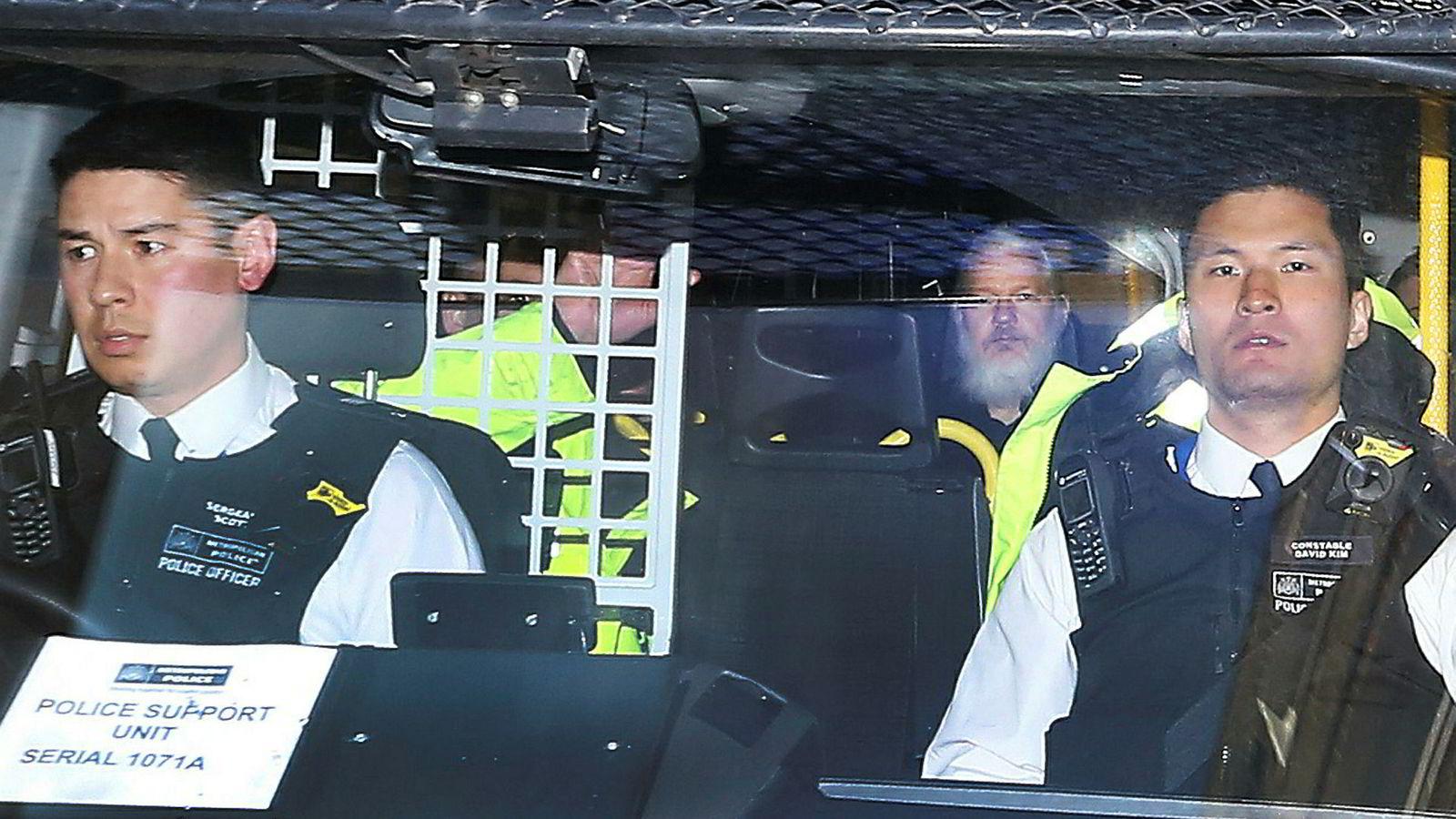 Ecuador har blitt utsatt for omfattende cyberangrep etter pågripelsen av Julian Assanges.