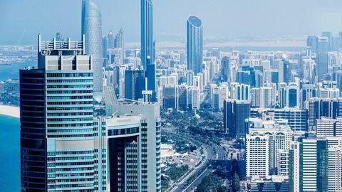 Abu Shabi i De forente arabiske emirater. Foto: Berit Roald,