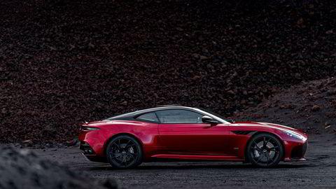 Det er registrert en Aston Martin DBS Superleggera i Norge.