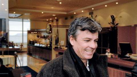 Styreleder Sverre A. Farstad. Foto: