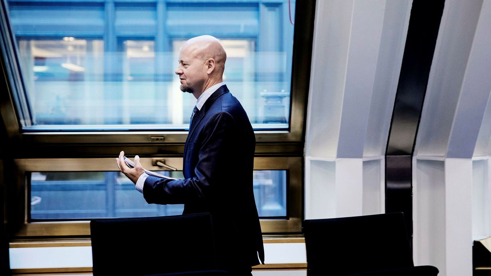 Sjefen i Oljefondet, Yngve Slyngstad, har vært en tydelig stemme mot krymping av skatt utad, men internt i fondet har de i mange år ikke hatt noen tiltak for å forhindre at Oljefondet selv bidrar til skattemotivert aksjeutlån.