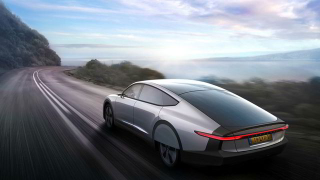 Denne elbilen kan kjøres over 70 mil