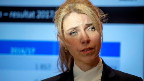 Alexandra Beverfjord er sjefredaktør i Dagbladet.