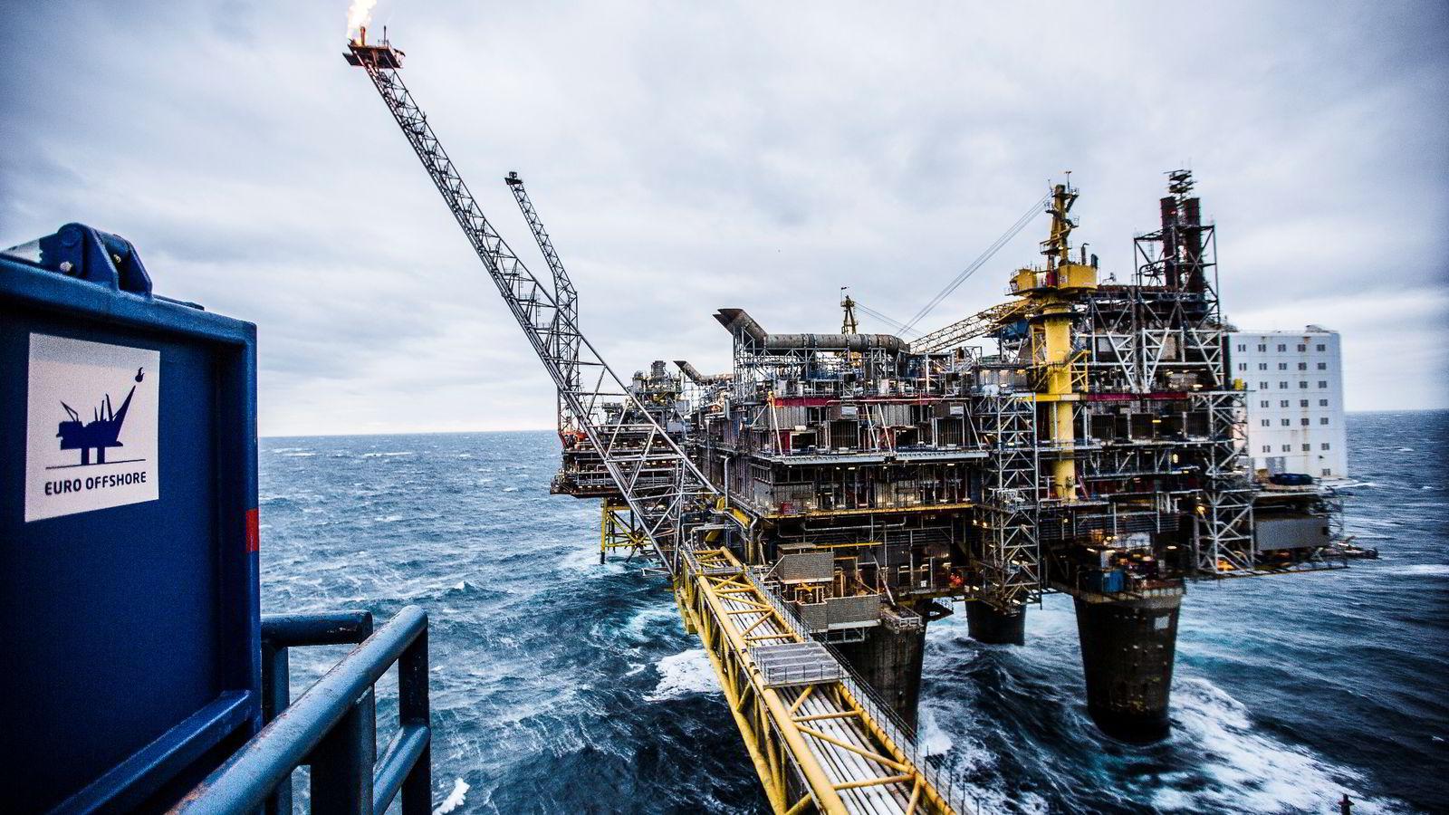 FOR DYR: Petero mener oljebransjen er for dyr og at den jobber for sakte.