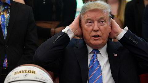 Washington Post har gått uttalelser fra Donald Trumps presidenttid etter i sømmene og funnet 10.000 faktafeil.