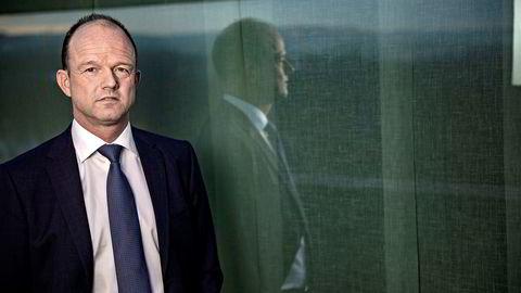 Ole Erik Almlid er inne i sitt første lønnsoppgjør som administrerende direktør i NHO. Det ble brudd i forhandlingene og megling senere i måneden.
