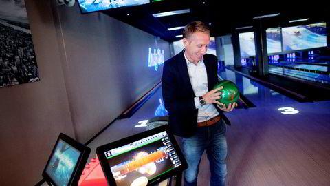 Bowling er seriegründer Rune Skandsens siste prosjekt.