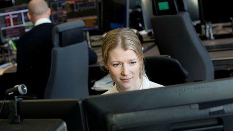 – Hvis det ikke kommer en handelsavtale på bordet så er det fortsatt betydelig nedside i markedet, sier sjefstrateg Sigrid Wilter Slørstad i Nordea.