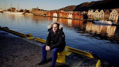 Steinar Aase, daglig leder for Fjord Tours as, ligger an til å passere 200 millioner i bruttoomsetning i år.